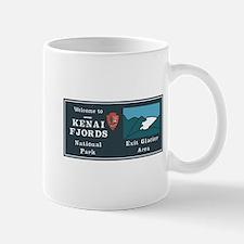 Kenai Fjords National Park, Alaska Mug