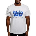 Wishin' For Snow Light T-Shirt