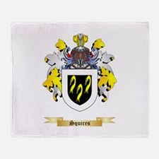 Squires Throw Blanket