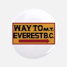 Way to Mt. Everest B. C., Nepal Button