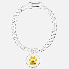 I Love Lancashire Heeler Bracelet