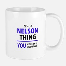 It's NELSON thing, you wouldn't understand Mugs