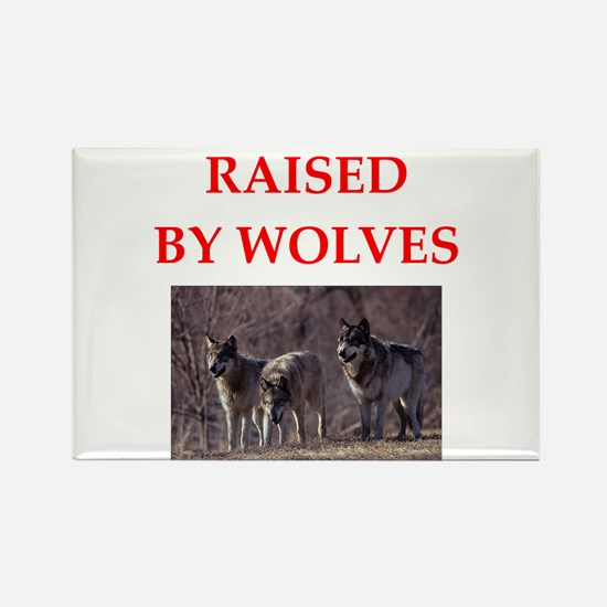wolves Magnets