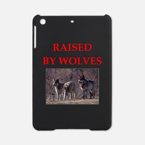 wolves iPad Mini Case