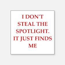 spotlight Sticker