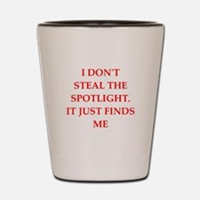 spotlight Shot Glass