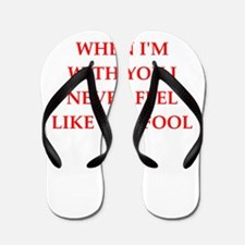 feeling Flip Flops