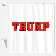 TRUMP Shower Curtain