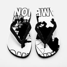 Unique Horses carriages Flip Flops