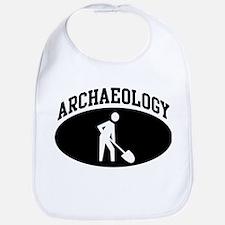 Archaeology (BLACK circle) Bib