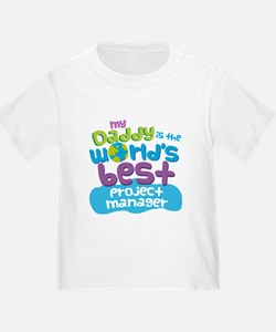 Project Manager Gifts for Kids T