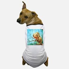 Cute Chameleon Dog T-Shirt
