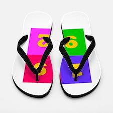 1992 Years Designs Flip Flops