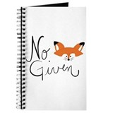 Fox sake Journals & Spiral Notebooks