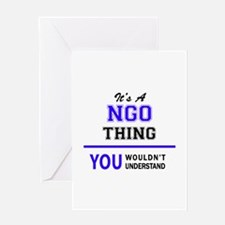 It's NGO thing, you wouldn't unders Greeting Cards
