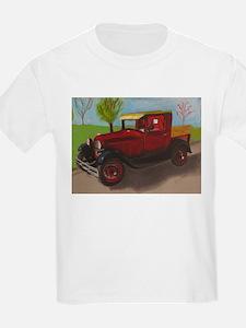 Unique Antique truck T-Shirt