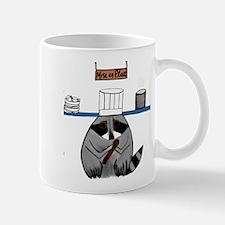 Chef Raccoon Mugs