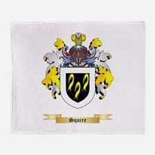 Squire Throw Blanket