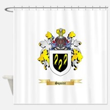 Squire Shower Curtain