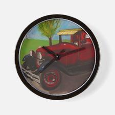 Unique Ford truck Wall Clock