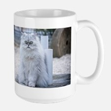 persian chinchilla Mugs