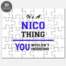 It's NICO thing, you wouldn't understand Puzzle