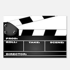 Unique Video production Postcards (Package of 8)