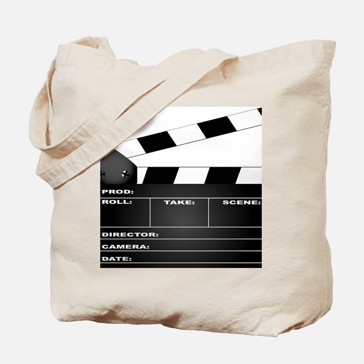 Cute Film production Tote Bag