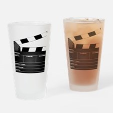 Cute Video production Drinking Glass