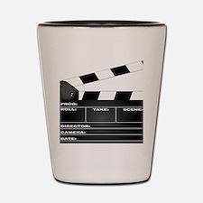 Unique Film Shot Glass