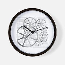 Cute Videos Wall Clock