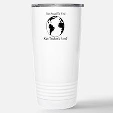 Ken Tucker Blues Around the World Travel Mug