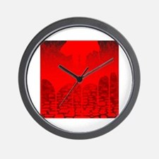 Unique Blood drips Wall Clock