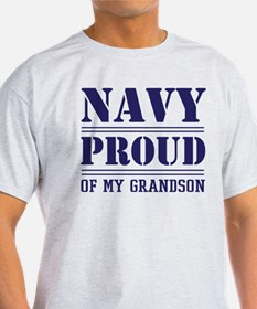 Navy Proud Of Grandson T-Shirt