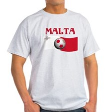 TEAM MALTA WORLD CUP T-Shirt