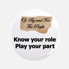 """Play Your Part 3.5"""" Button"""