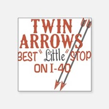 Ghost Towns of Arizona, Route 66, Twin Arr Sticker