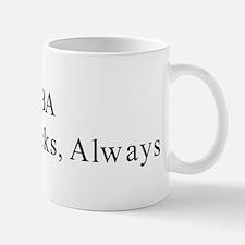 MBA Small Small Mug