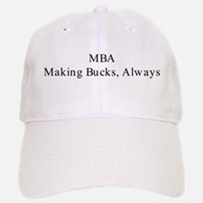 MBA Baseball Baseball Cap