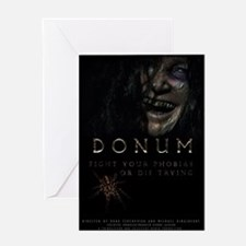 Donum Witch Greeting Cards