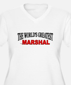 """The World's Greatest Marshal"" T-Shirt"