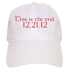 The End Baseball Cap