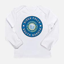 Sioux Falls South Dakota Long Sleeve T-Shirt