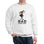 Bad Hare Day Sweatshirt