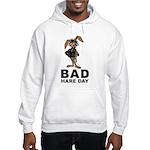 Bad Hare Day Hooded Sweatshirt