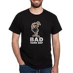 Bad Hare Day Dark T-Shirt