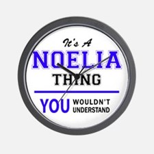 It's NOELIA thing, you wouldn't underst Wall Clock