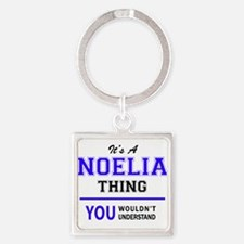 It's NOELIA thing, you wouldn't understa Keychains