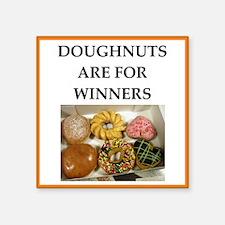 winning doughnut Sticker