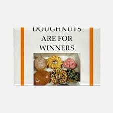 winning doughnut Magnets